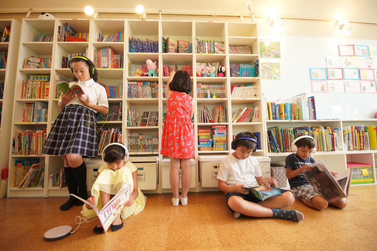 多読の本棚